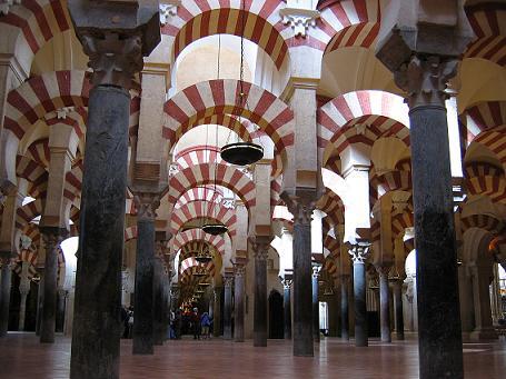Arcos da Grande Mesquita