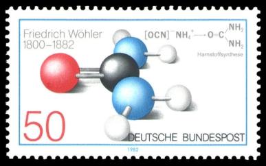 Selo de homenagem a Wöhlmer