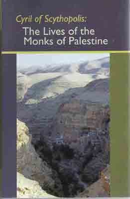 Capa do Livro The Lives of the Monks of Palestine