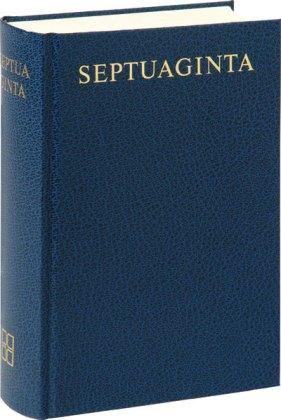 Septuaginta - Edição crítica de Rahlfs