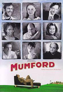 Cartaz de Mumford (1999)