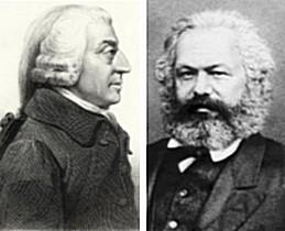 Smith x Marx