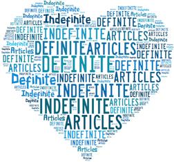 Um coração feito de artigos