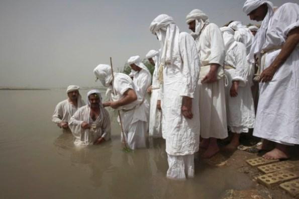 Batismo Mandeu