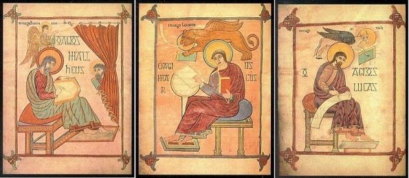 Os evangelhos sinópticos