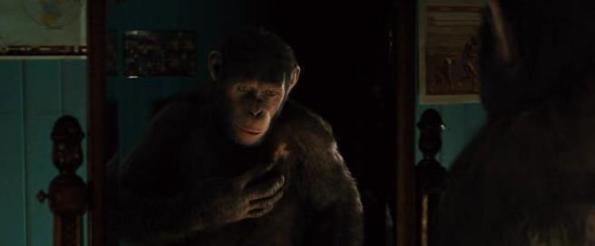 Caesar diante do espelho