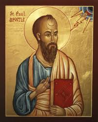 Ícone de Paulo de Tarso