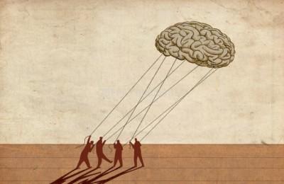Fuga do cérebro