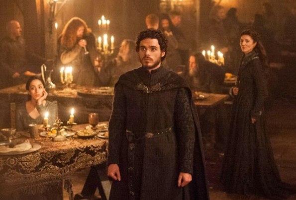 Casamento Vermelho - Game of Thrones