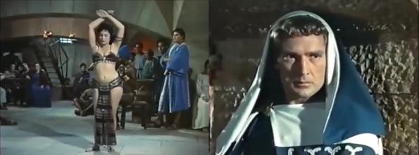 Justiniano encontra Teodora