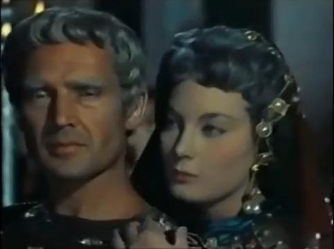 Justiniano e Teodora na meia-idade