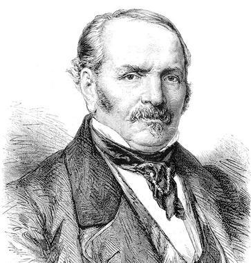 Retrato de Allan Kardec